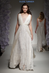 Bridal Dress by Suzie Turner