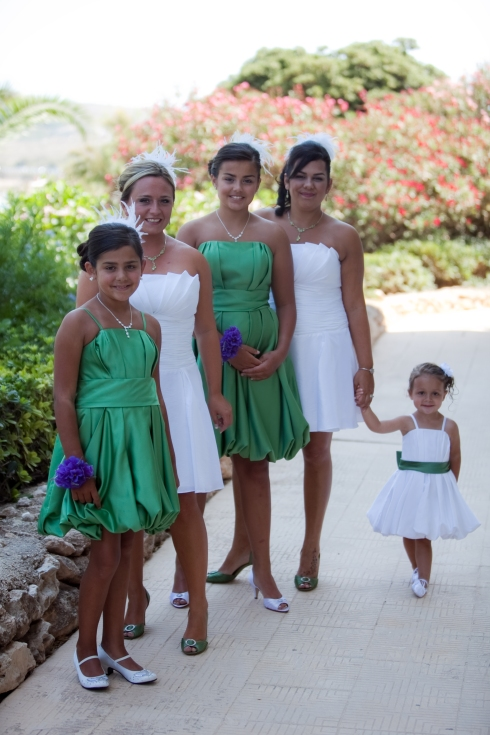 The Wedding Bridesmaids