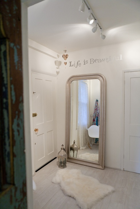 Inside the boutique at froufrou bridal