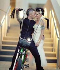 Rock a Biker Bride