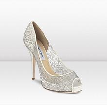 bridal shoe