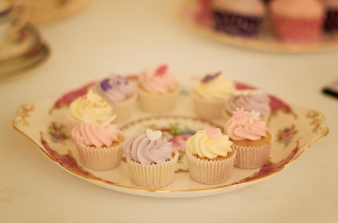cakes plate
